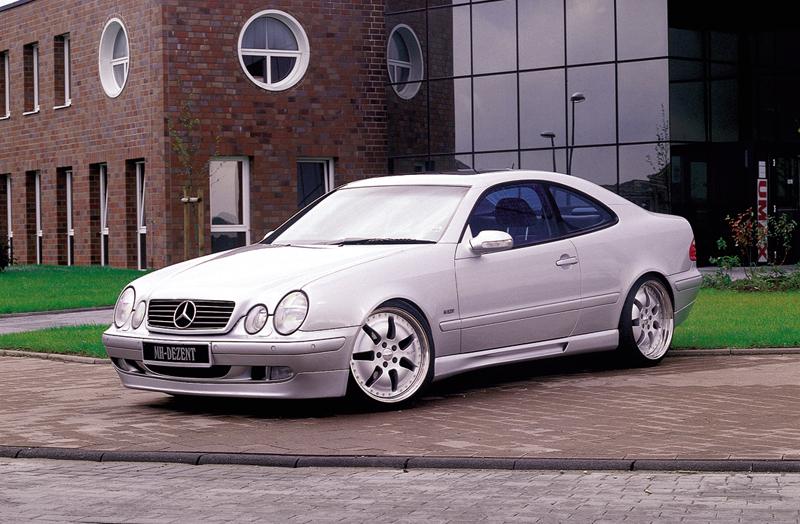Tuning Mercedes Clk Klasse Mh Dezent Viersen