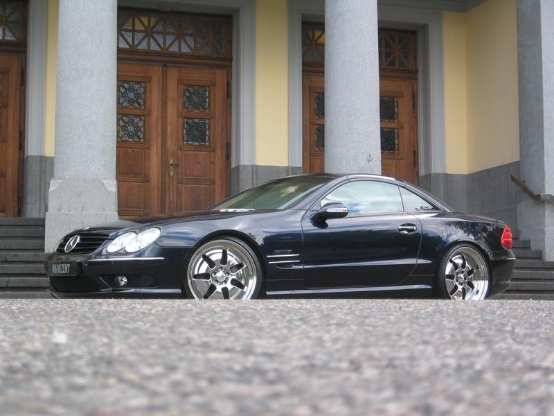 Tuning Mercedes Sl Klasse Mh Dezent Viersen